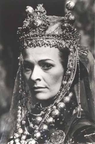 Macbeth, Janet Suzman as Lady Macbeth, 1975