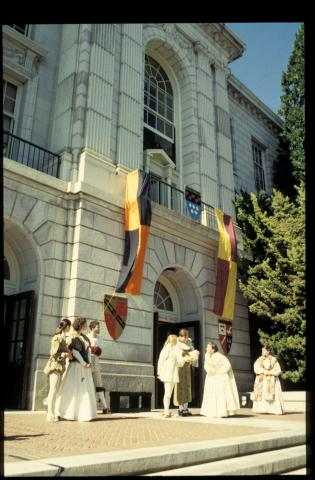 Much Ado About Nothing: Berkeley Shakespeare Program, 1996