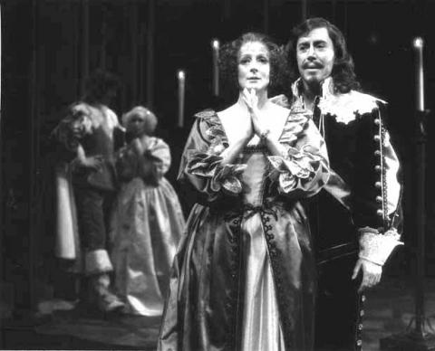 Much Ado About Nothing, Stratford Festival, Ontario, Canada, 1980