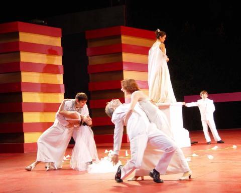 Much Ado: CST; Final Dance