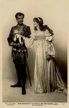 Othello, His Majesty's Theatre, 1907
