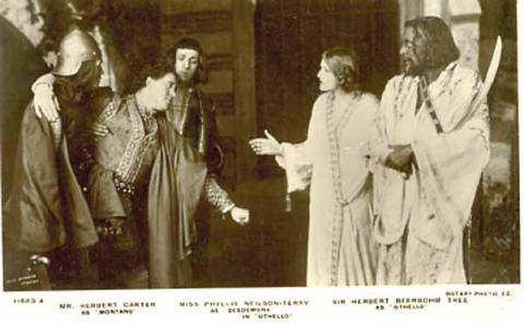 Othello, His Majesty's Theatre, 1912