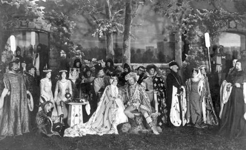 Richard II: His Majesty's Theatre, 1910
