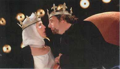 """Richard III"" at the Bruns Theatre: California Shakespeare Theatre, 2007."