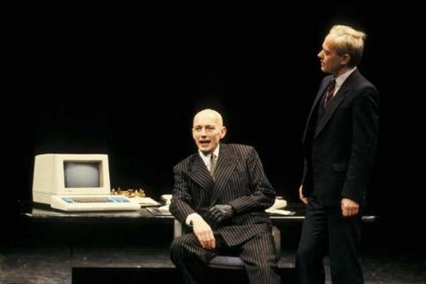 Richard III, English Shakespeare Company, 1989