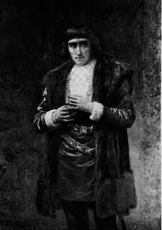 Richard III, Henry Irving as Richard III, 1877