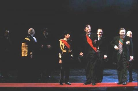 Richard III, National Theatre Company, 1990