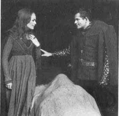 Richard III, Royal Shakespeare Company, 1963