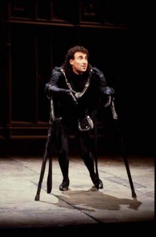 Richard III, Royal Shakespeare Company, 1984