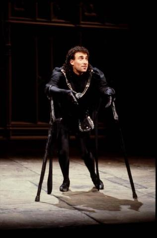 Richard III, Royal Shakespeare Company, 1984