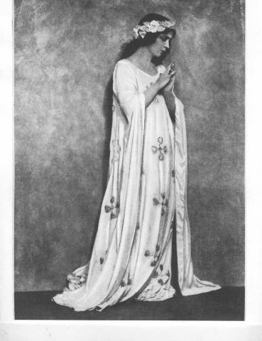 Romeo and Juliet, Jane Cowl as Juliet, 1923