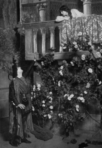 Romeo and Juliet, Knickerbocker Theatre, 1904