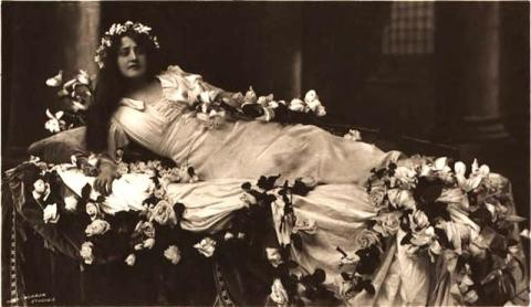 Romeo and Juliet, Lyceum Theatre, 1909