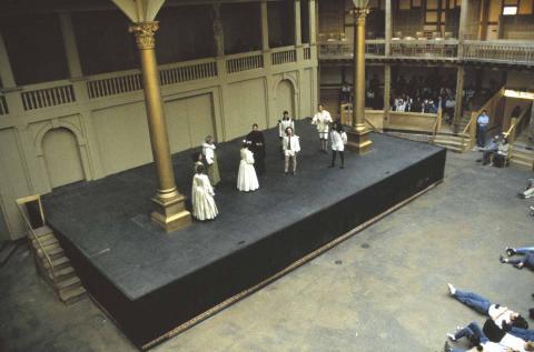 Stage Ritual: Wedding