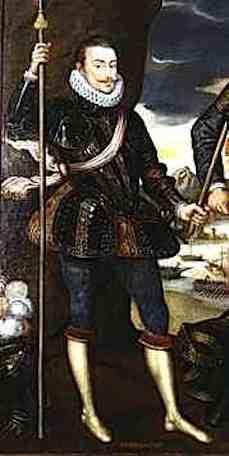 The Bastard Don John of Austria