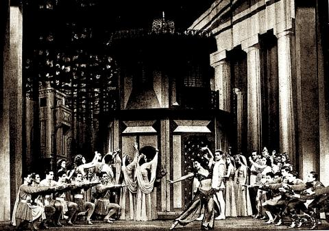 The Comedy of Errors, Adapted as The Boys from Syracuse, Broadway, 1938