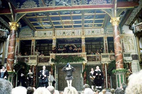 The Comedy of Errors, Shakespeare's Globe Theatre, 1999