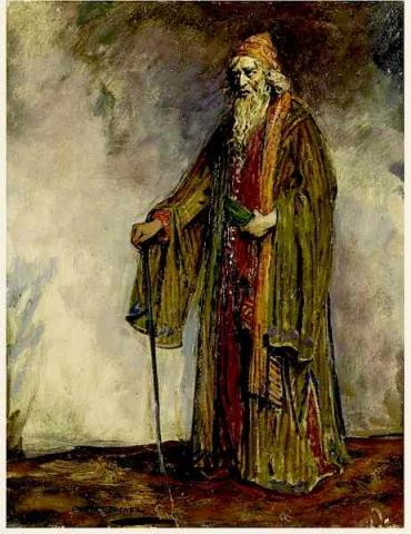 The Merchant of Venice, Herbert Beerbohm Tree as Shylock