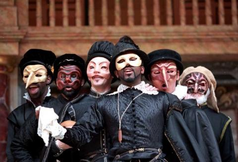 The Merchant of Venice, Shakespeare's Globe, 1998