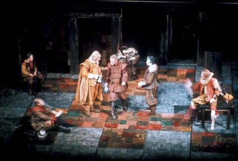 The Merry Wives of Windsor, Royal Shakespeare Company, 1968