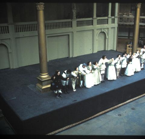 The Much Ado About Nothing Cast Finale