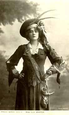 The Taming of the Shrew, Lily Brayton as Katherina, 1904