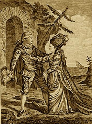 The Tempest, Covent Garden Theatre, 1776