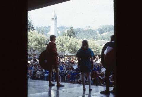 The Two Noble Kinsmen, Berkeley Shakespeare Program, 1978