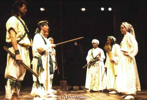 The Two Noble Kinsmen, Royal Shakespeare Company, 1986