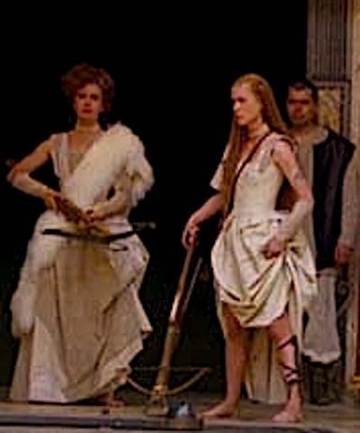 The Two Noble Kinsmen, Royal Shakespeare Company, 2000
