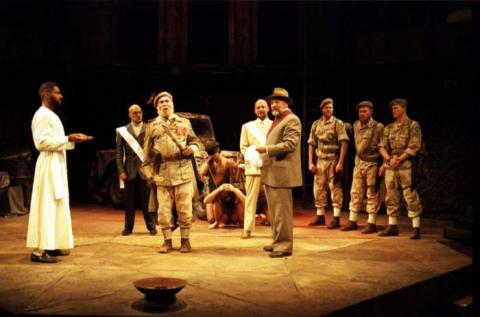 Titus Andronicus: Market Theatre & National Theatre Company, 1995