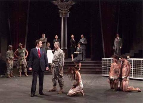Titus Andronicus, Old Globe Theatre, 2006