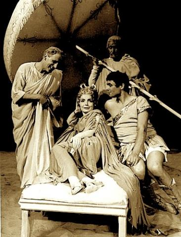 Troilus and Cressida, Royal Shakespeare Company, 1960