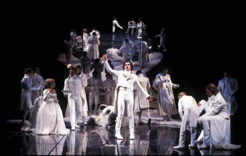 Winter's Tale, Royal Shakespeare Company, 1986