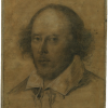 William Shakespeare, Drawn After the Chandos Portrait