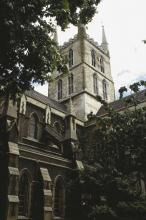 The Tower of Southwark Cathedral