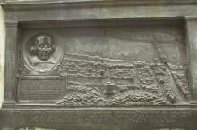 Southwark Memorial to Shakespeare