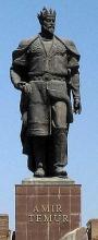 Timur (1336 - 1405): Marlowe's Merciless Military Genius