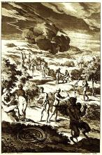 Paradise Lost Book 9: the Story of Adam and Eve (1688)