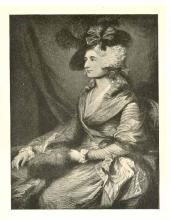 Mrs. Sarah Siddons, Sister of J.P. Kemble (1755-1831)