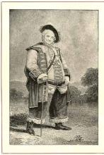 Mr. James Hackett (1800-1871) as Falstaff