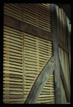 Globe Laths Before Plastering