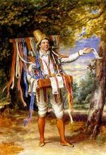 The Winter's Tale: John Fawcett (1768-1837) as Autolycus