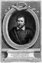 An Engraving of Ben Jonson (1738)