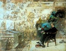 Dickens' Dream' by Robert William Buss