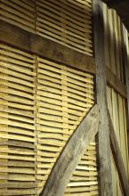 Lath Fillings of the Frames