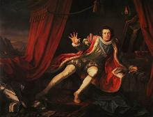 Richard III: David Garrick as Richard III