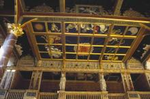 Stage Canopy - Ceiling Detail