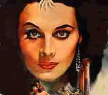 Vivian Leigh (1913 - 1967) in Caesar & Cleopatra, directed by Gabriel Pascal in 1945