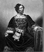 Charles Dillon as Othello (1856)